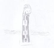 Stèle par Kendra (ombres et lumières)